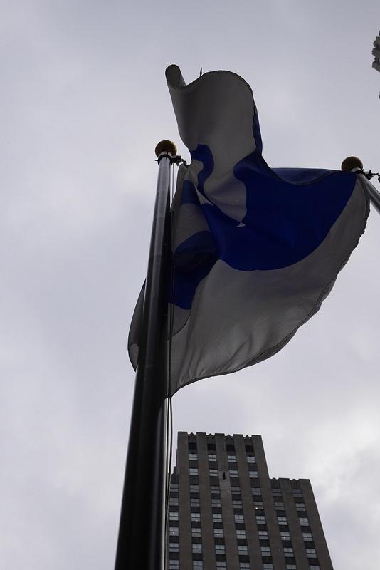 Suomi mainittu! Torilla tavataan.