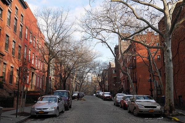 Brooklyn Heights by hannajamikko