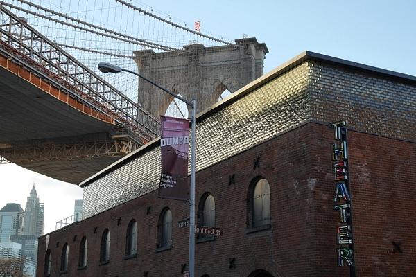 Brooklyn Dumbo by hannajamikko
