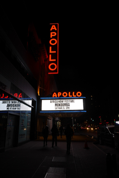 Apollo Theater by hannajamikko