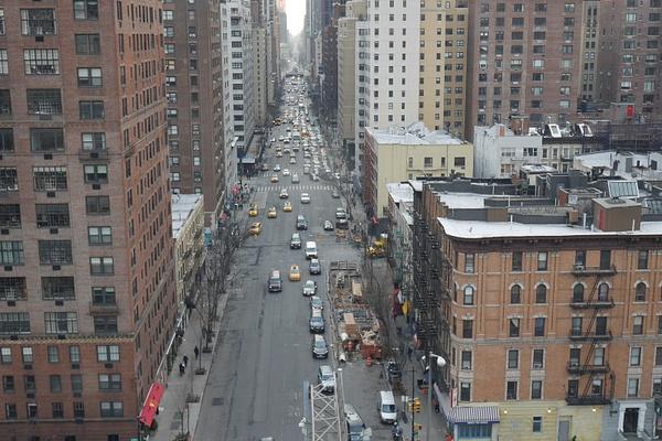 Manhattan by hannajamikko