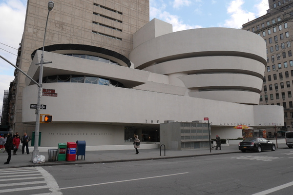 Guggenheim by hannajamikko