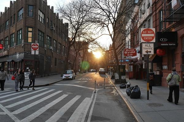 Greenwich Village by hannajamikko