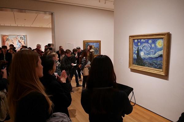 Vincent Van Goghin maalauksia by hannajamikko