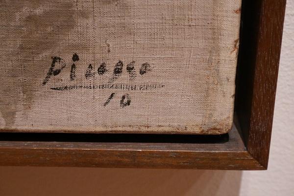 Picasson raapustama nimmari by hannajamikko