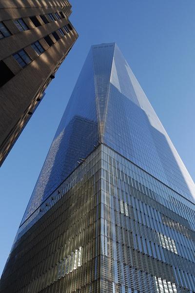 Käytiin ystävänpäivän kunniaksi tuolla korkialla ihastelemassa maisemaa, One World Trade Center joka on avattu 2015 by hannajamikko
