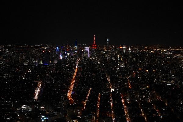 Empire State Building ja kaikki muut tärkeät horisontissa by hannajamikko