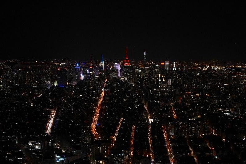 Empire State Building ja kaikki muut tärkeät horisontissa