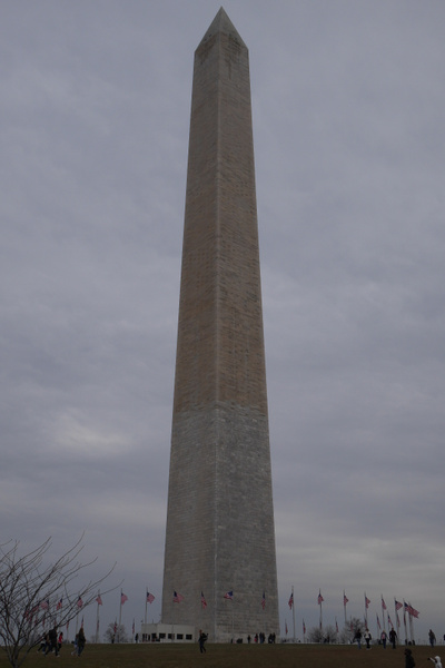 Washington Monument by hannajamikko