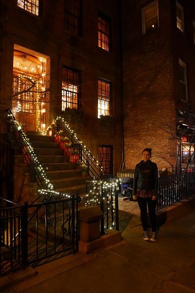 West Villagen naapurustoa by hannajamikko