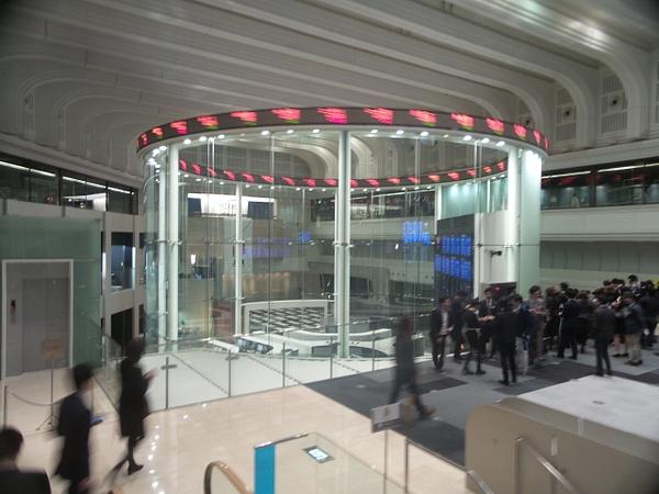 Tokyo Stock Exchange by franckinjapan