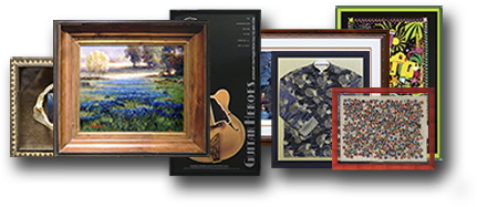 picture framing San Antonio TX,
