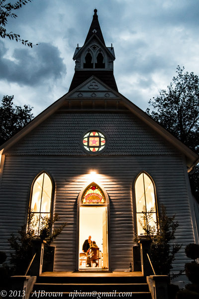 Historic Pleasant Grove Church Oct2012 by AJBrown