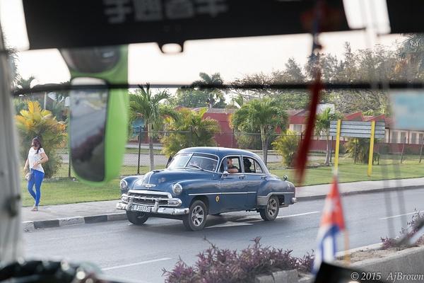 Street Cars of Cuba by AJBrown