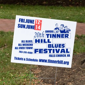 Tinner Hill Blues Festival 2015