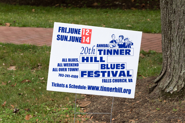 Tinner Hill Blues Festival 2015 by AJBrown