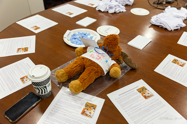 GIH BuildaBear Farewell by AJBrown