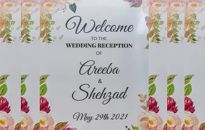 Shehzad-Areeba Reception