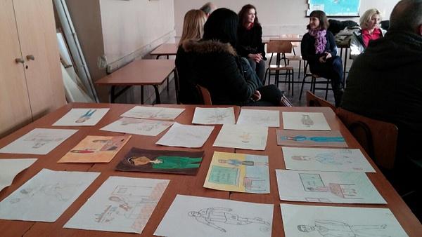 PO radionica sa roditeljima by Osnovna škola Čegar