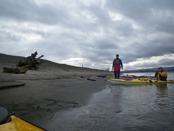 Kayaking the Columbia River by BReynolds