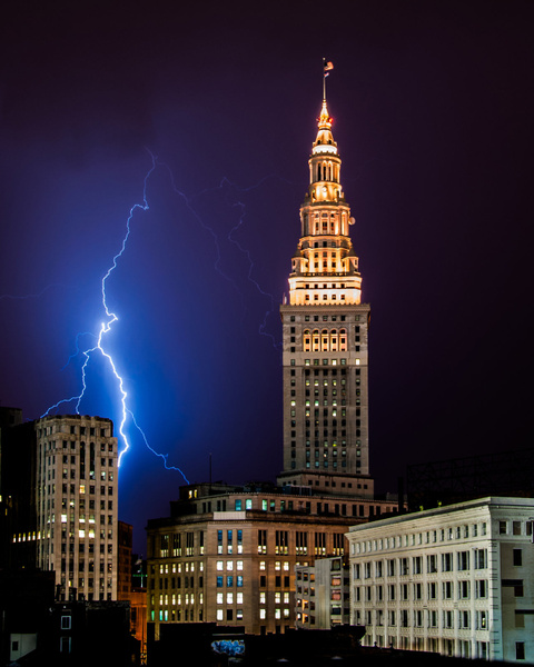 Terminal Tower by Wacknar
