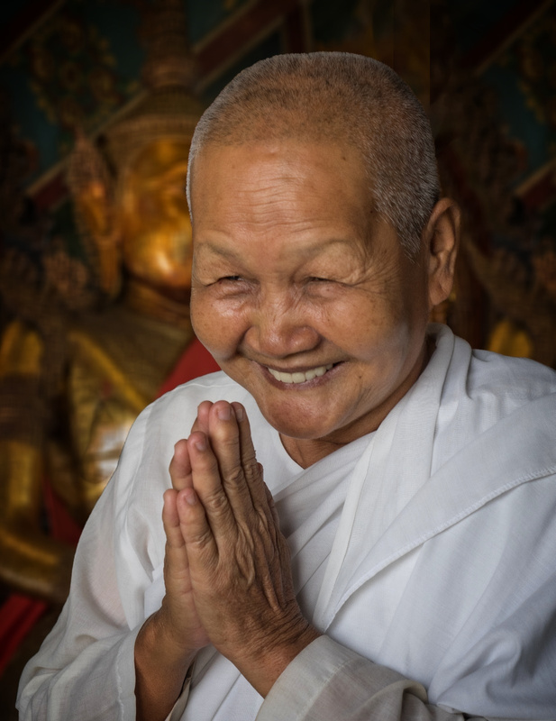Cambodian  Oulong Nun