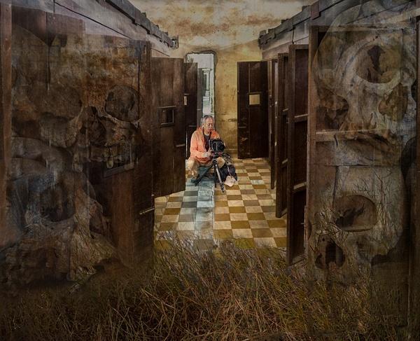 P2120369 Pol Pots S21 Genicide museum by CliveHammond2446