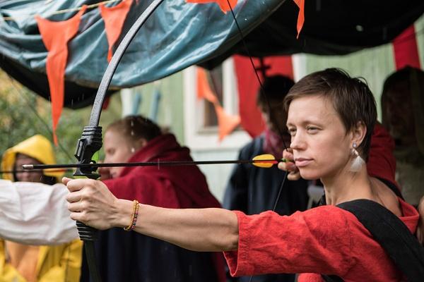 Archery 2016 by Misha Zolotov