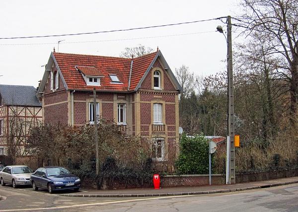 maison du Houlme by BaronMingus