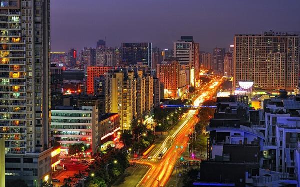 Shenzhen by BaronMingus
