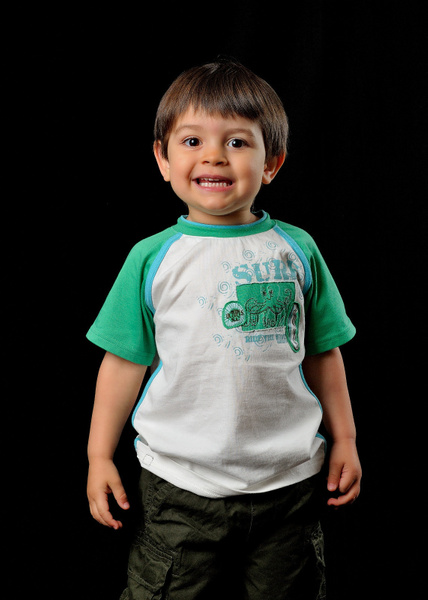 Julien, 3 ans by BaronMingus