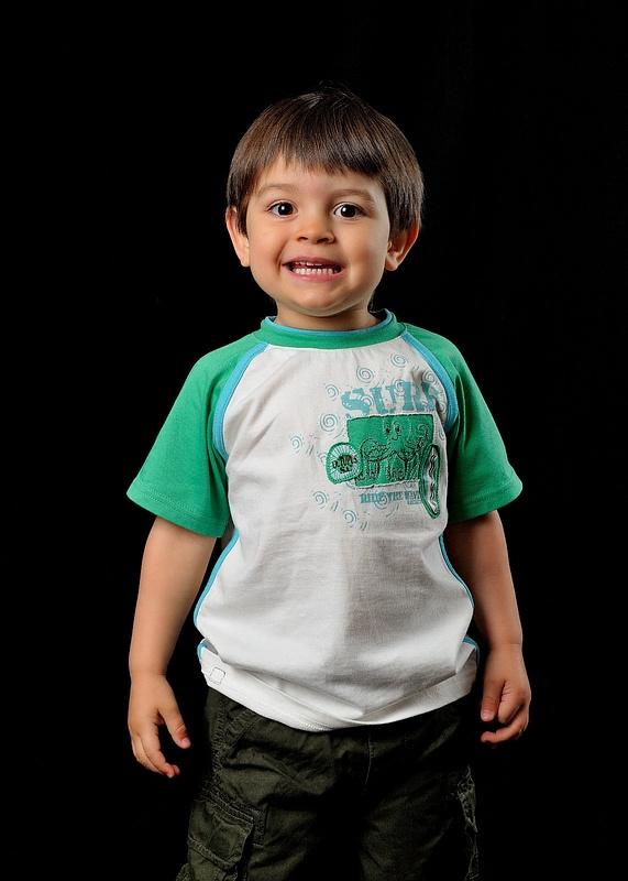 Julien, 3 ans