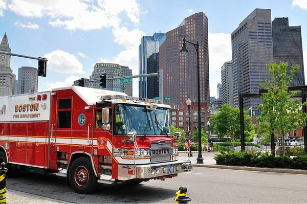 Boston by BaronMingus