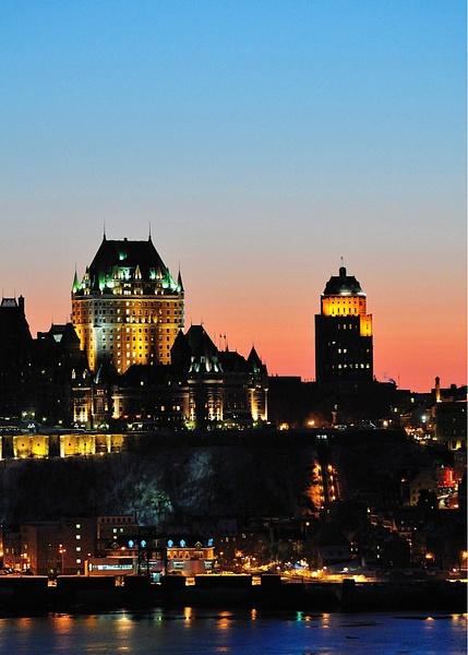 Québec by BaronMingus