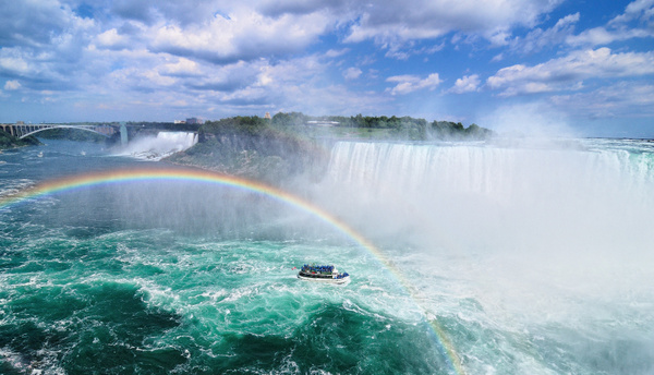 Niagara Falls by BaronMingus