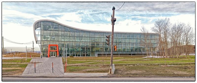 Pano GSK Building Québec