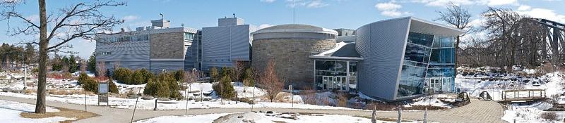Aquarium de Québec (pano)