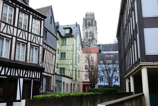 Rouen (2) by BaronMingus