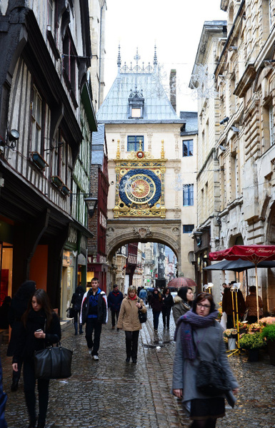 Rouen by BaronMingus