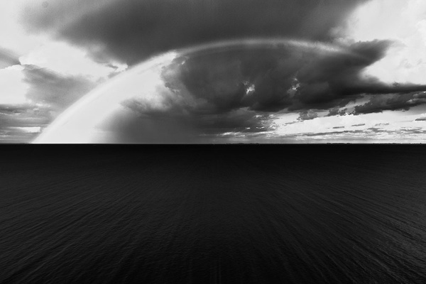1000_Rainbow_2_BW by -Ashen-