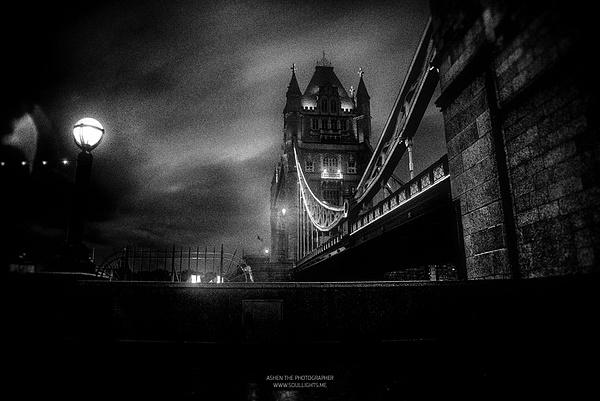London_TowerBridge by -Ashen-