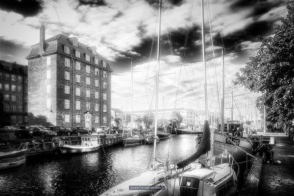 Christianshavn_Lights by -Ashen-