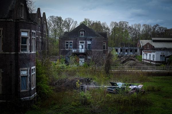 Pennhurst Asylum by lghruska1974