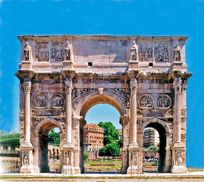Colosium Arch 2