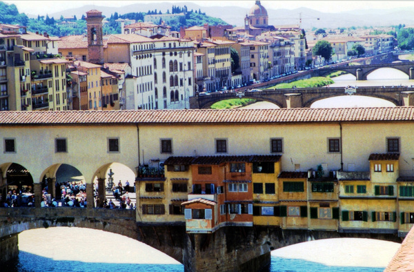 Florence Bridge_pe by James Bickler