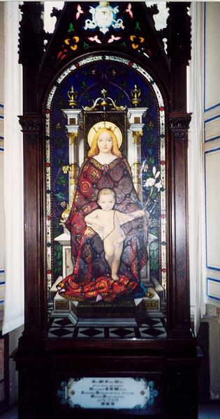 Vatican madonna_child by James Bickler