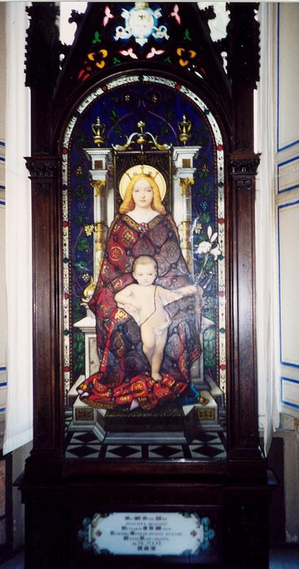 Vatican madonna_child