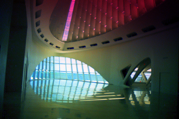 Milwaukee Art Museum A 5.02-002 by James Bickler