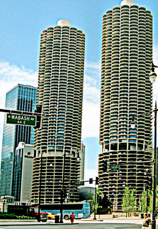 Marina Towers b