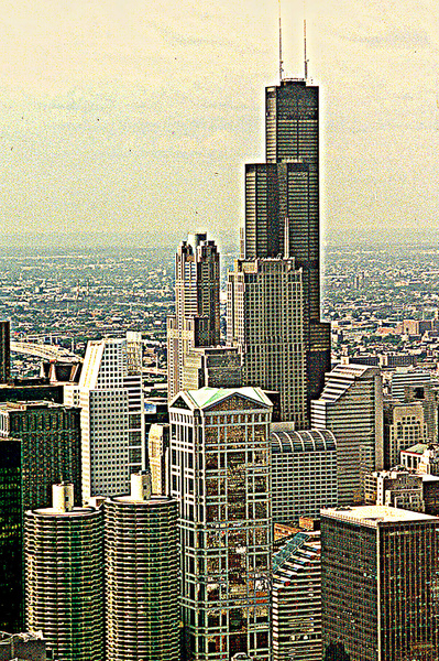 Sears Tower_2 by James Bickler
